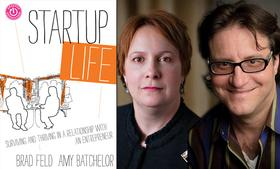 Startup Life - Amy and Brad
