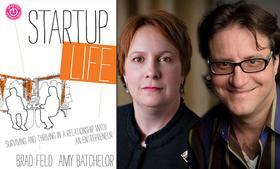 Startup Life - Amy and Brad