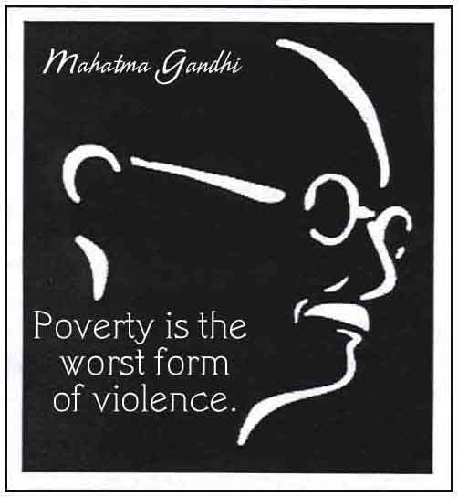 Poverty Quotes: Building A Vibrant, Sustainable And