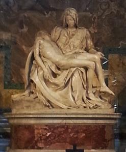 Michaelangelo's Pietà