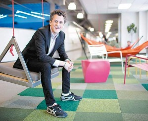 successful-entrepreneur-aaron-levie