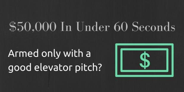 $50,000 In Under 60 Seconds