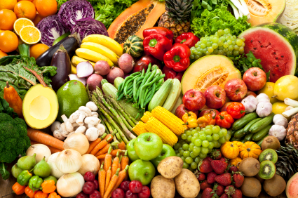 fruit-and-vegetable-diet