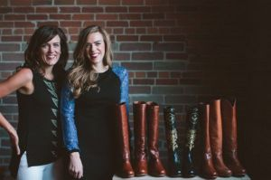 Poppy Barley Founders Kendall and Justine Barber